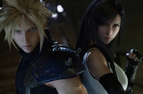 The best weapons in Final Fantasy VII Remake
