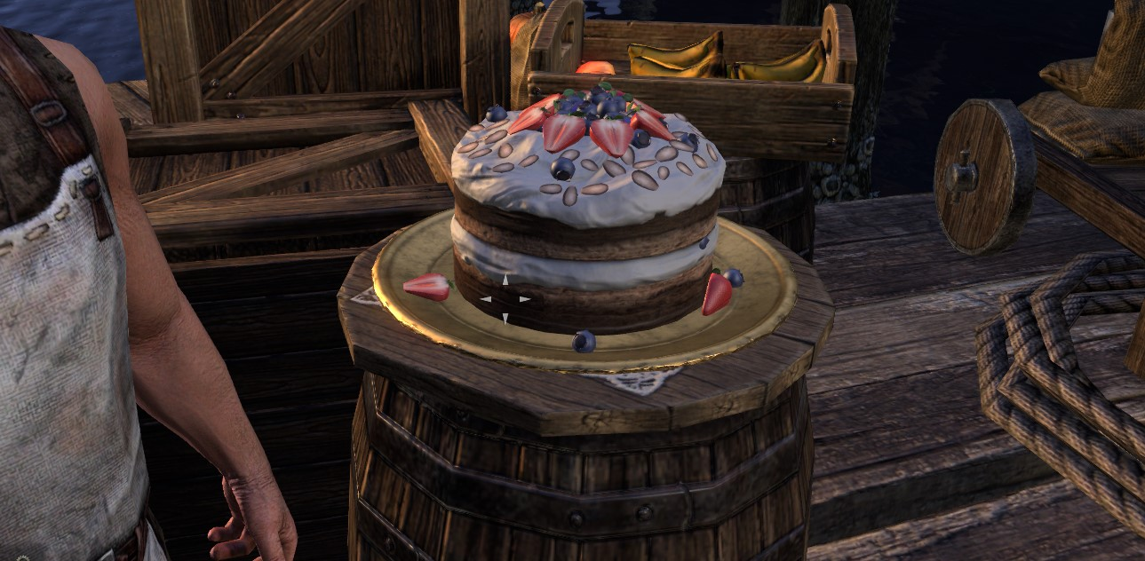 How to do the Ache for Cake quest in Elder Scrolls Online