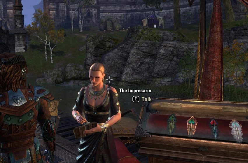Where to turn in your event tickets for the Jubilee Event 2020 and everything for sale in Elder Scrolls Online