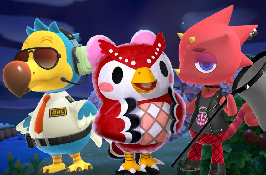 The 12 best special characters in Animal Crossing: New Horizons