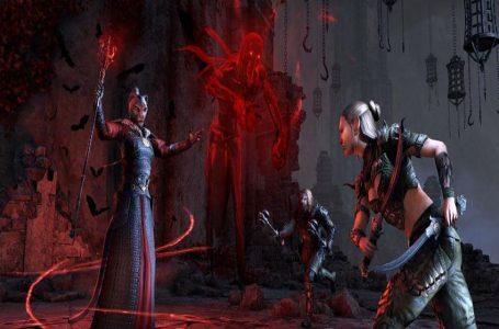 How to become a vampire in Elder Scrolls Online