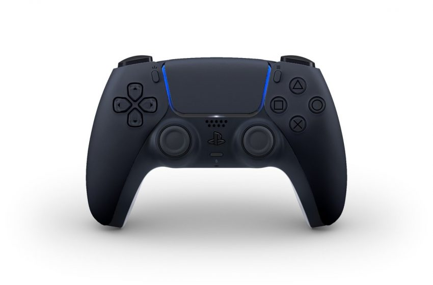 PS5's DualSense controller gets grey, black and red colors in fanmade renders