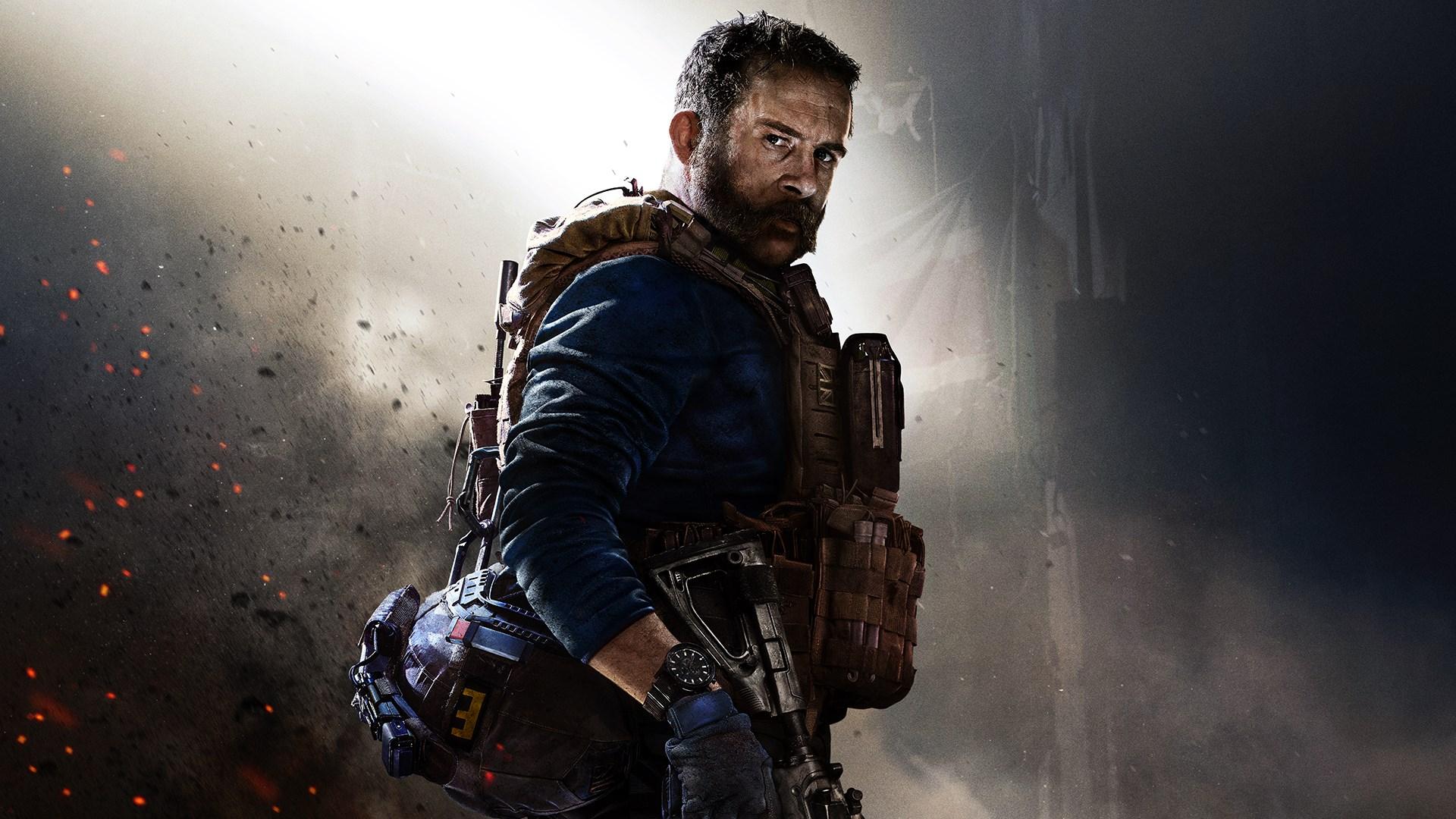 Call Of Duty Modern Warfare Gamepur