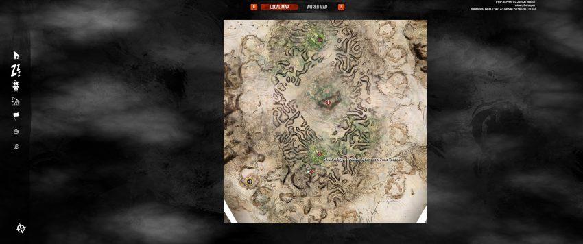 Last Oasis Map