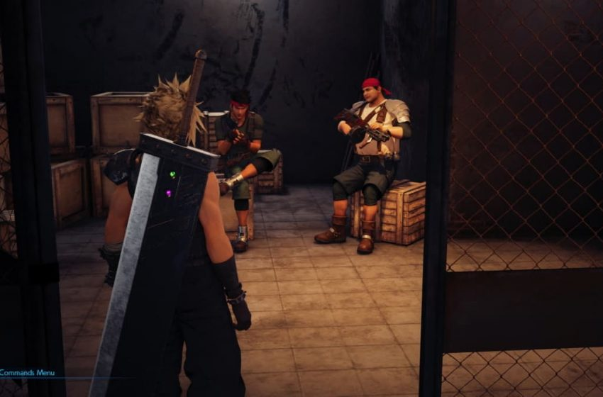 How to get the Alone at Last quest in Final Fantasy VII Remake