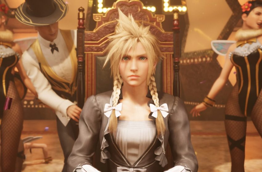 How to get the Dressed to the Nines trophy in Final Fantasy VII Remake