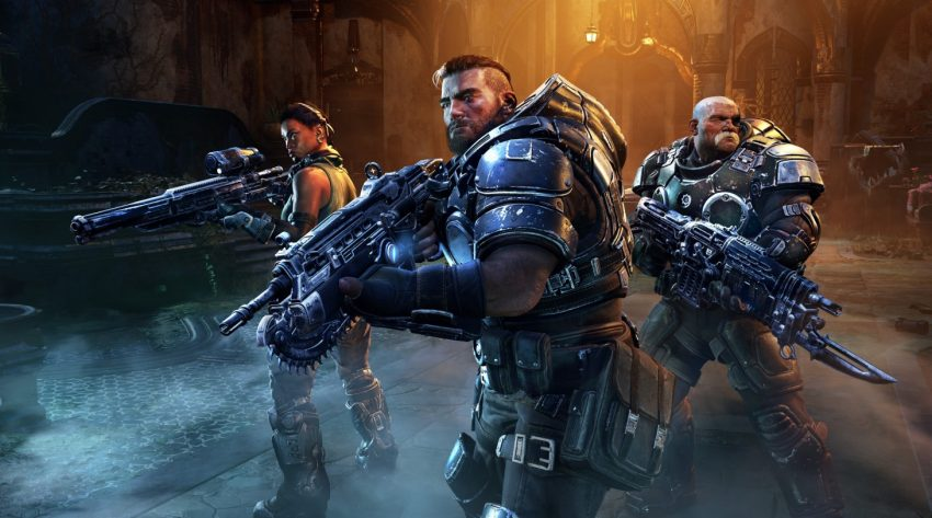 Gears Tactics multiplayer mode