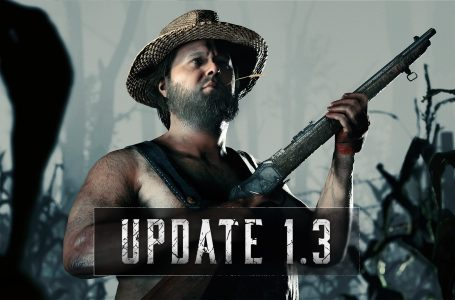 Hunt: Showdown Update 1.3 patch notes bring new legendary hunters, weapons, and a new Sunset time