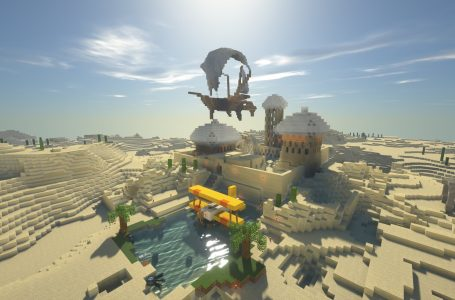 Minecraft with RTX beta is available now
