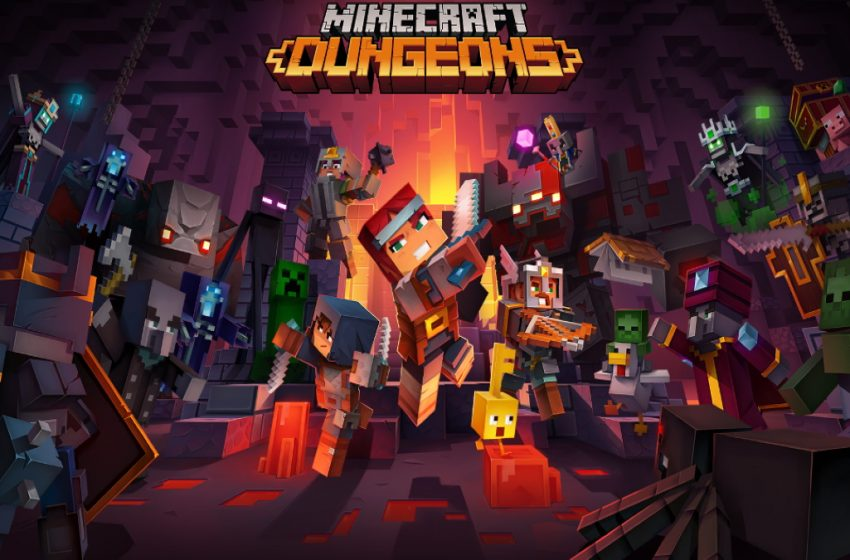 Review: Find endless, if not sometimes awkward, fun with friends in Minecraft Dungeons