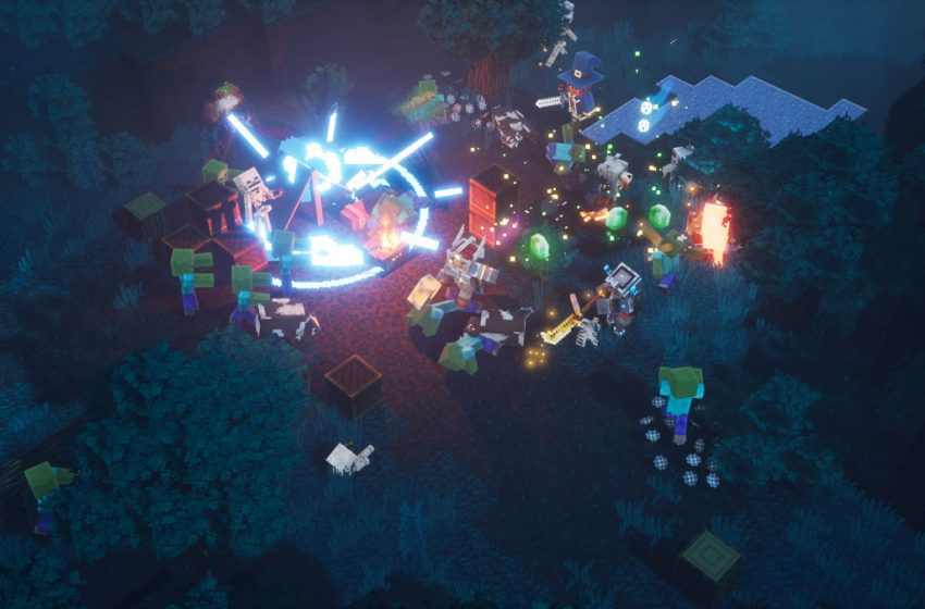 Will Minecraft Dungeons have cross-platform play?