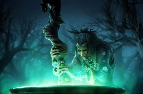 How to build Baba Yaga in SMITE