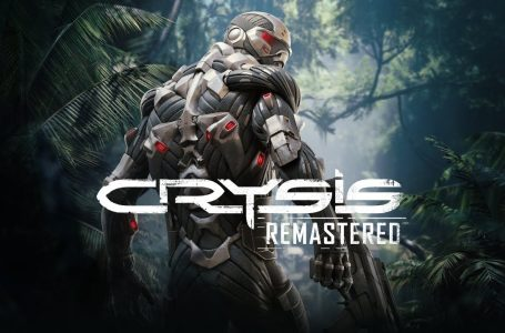 Crysis Remastered delayed after backlash to first gameplay trailer