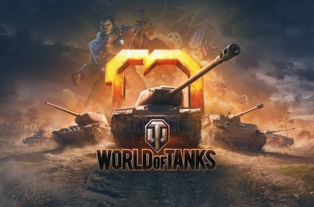 World of Tanks 10-year celebratory event announced
