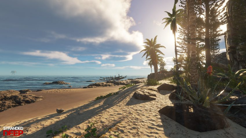How to craft lashing in Stranded Deep