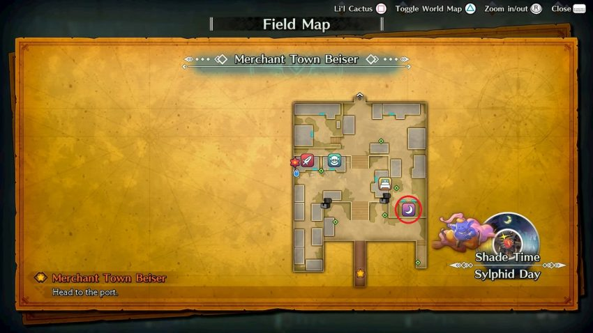 Trials of Mana Reset Points