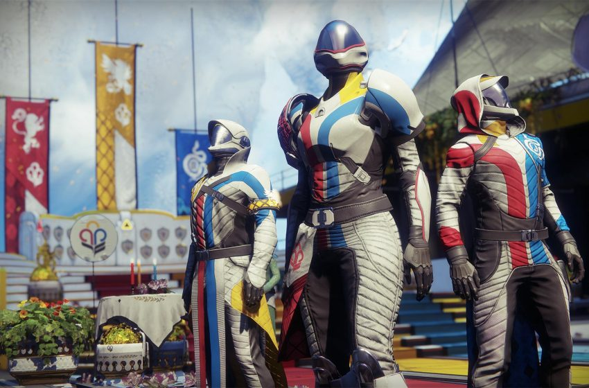 How to get the Almighty event exclusive Seraph Wings emblem in Destiny 2