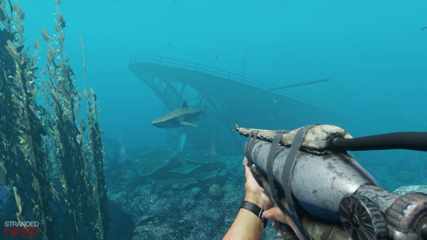 How to build a Stranded Deep Water Still