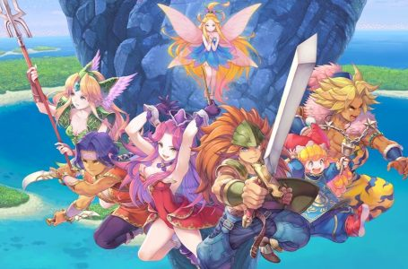Trials of Mana starting character guide