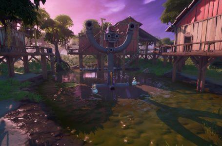 Where is Shanty Town in Fortnite?