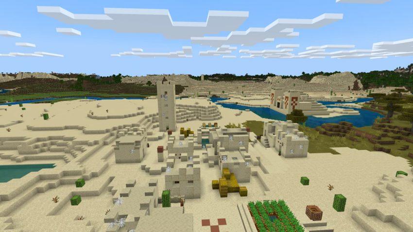 The 10 Best Minecraft Seeds Gamepur