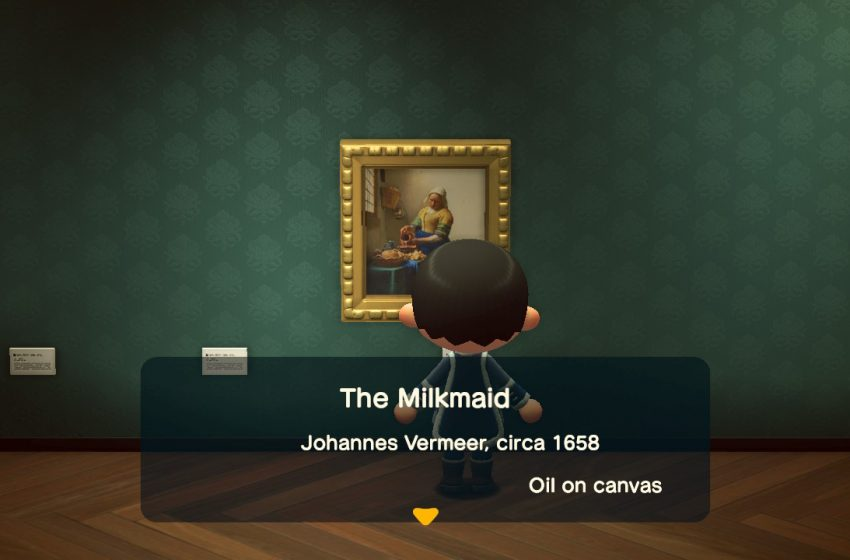 How to find the art in Animal Crossing: New Horizons