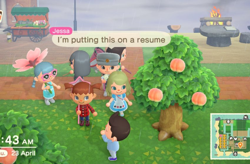 Elijah Wood visits fans in Animal Crossing: New Horizons in search of good Turnip deals