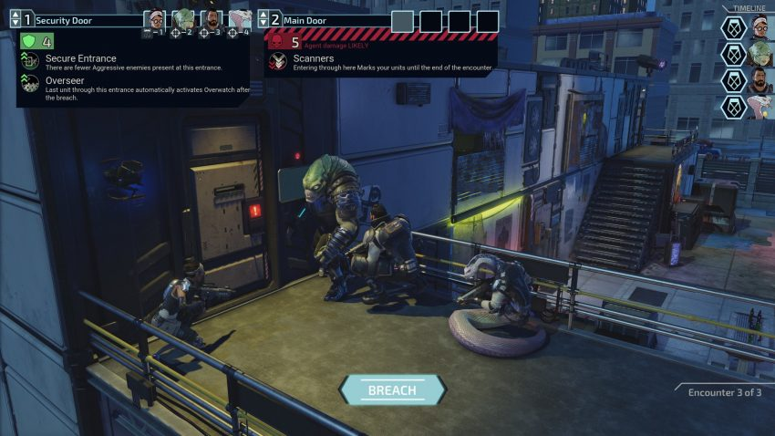 Is XCOM: Chimera Squad available on Nintendo Switch