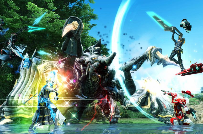 Best weapons in Phantasy Star Online 2