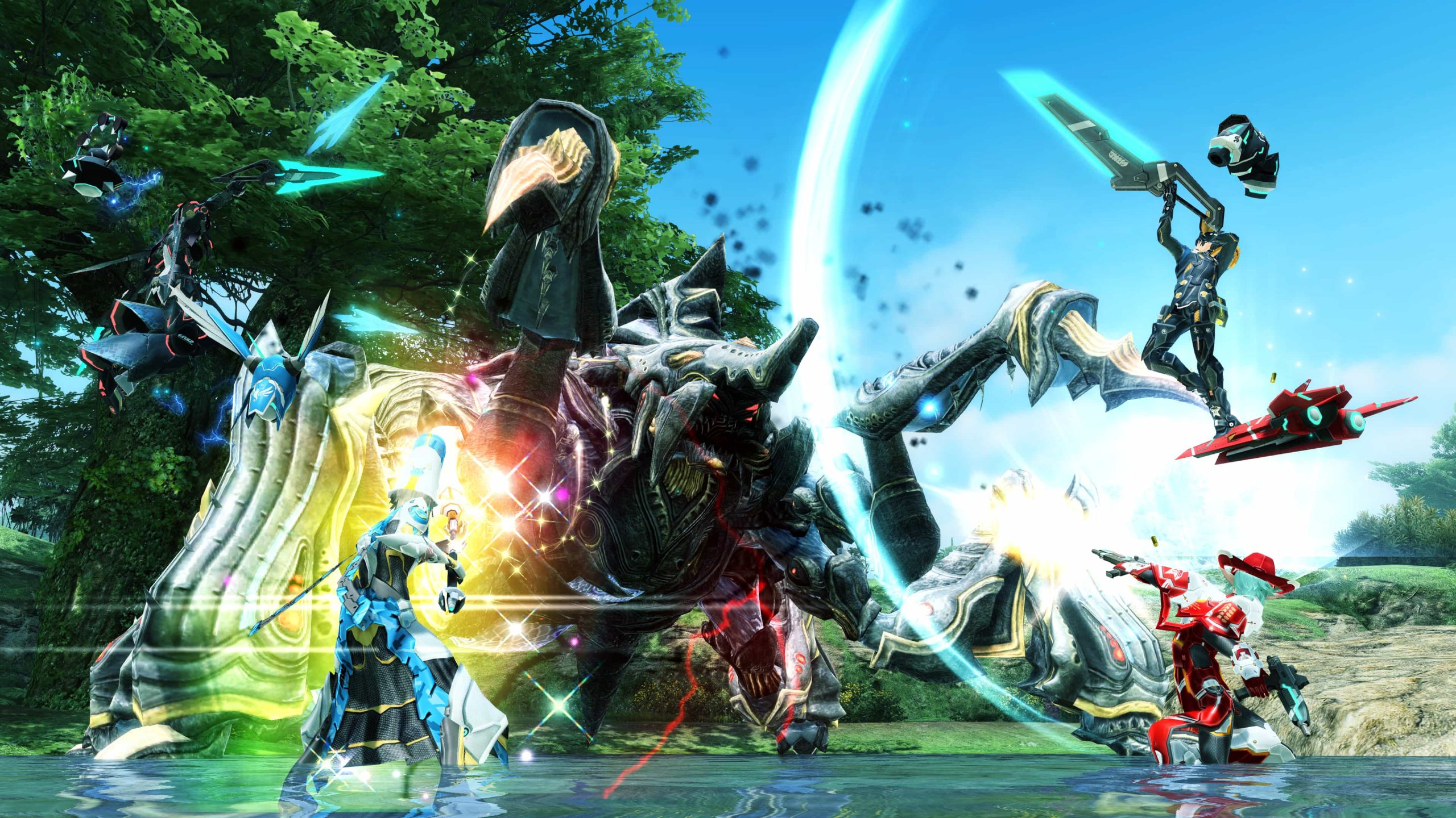 38 Games Like Phantasy Star Online 2 for PlayStation 4 ...