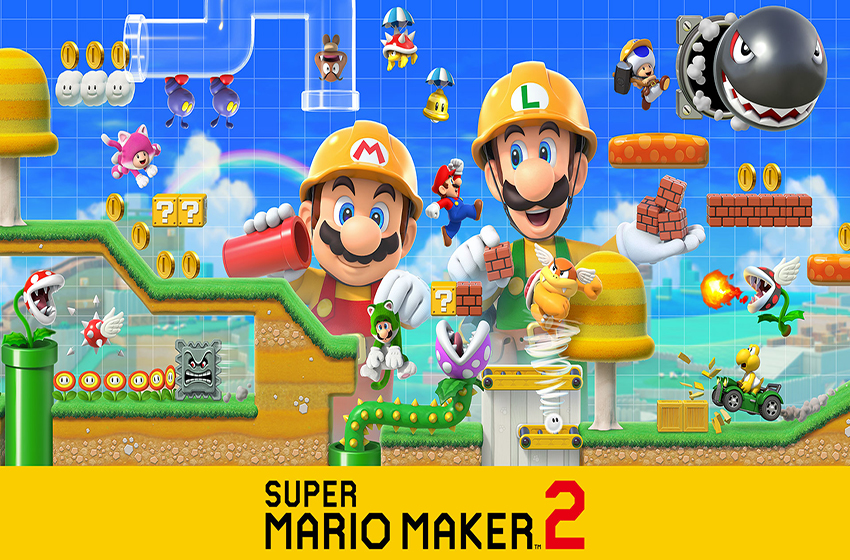 The 10 best Super Mario Maker 2 user-created levels