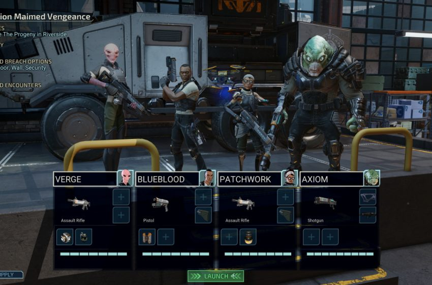 The best agents in XCOM Chimera Squad