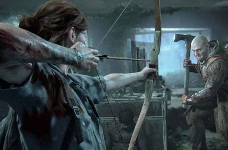 What is the file size of The Last of Us Part II on PS4?