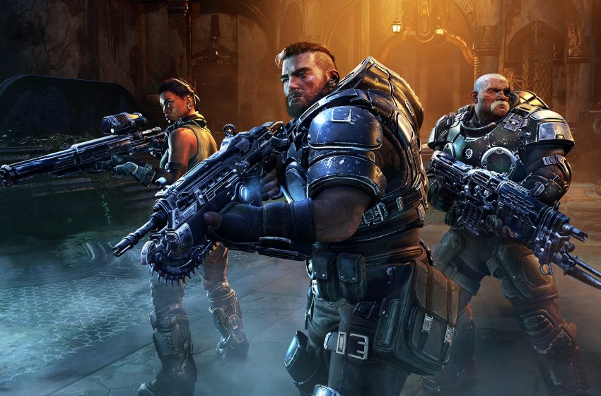 Gears Tactics friendly fire