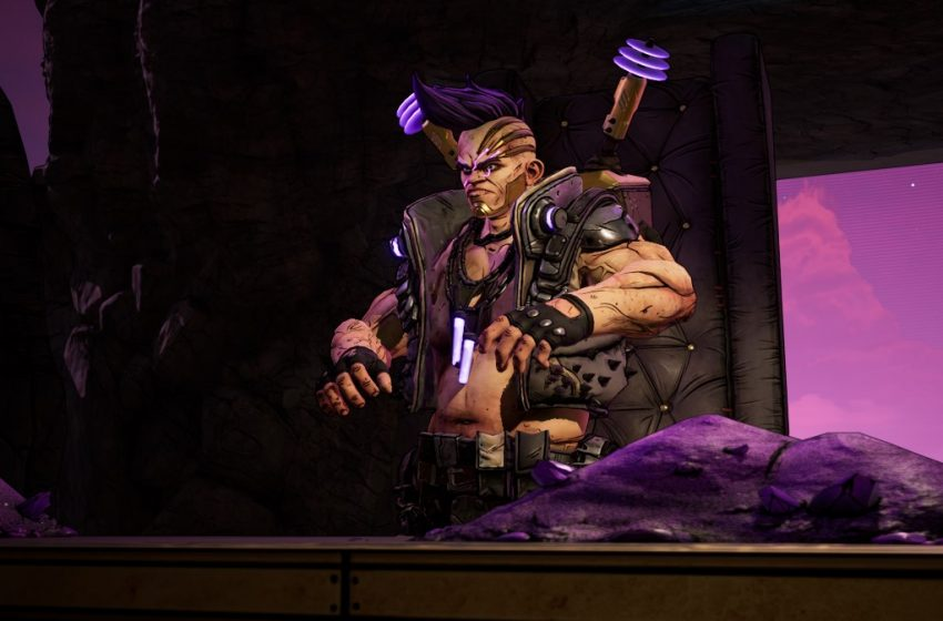 How to kill Joey Ultraviolet in Borderlands 3