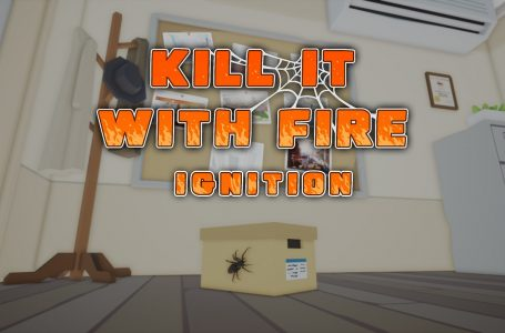 How to beat the Arachno-Gauntlets in Kill It With Fire Ignition