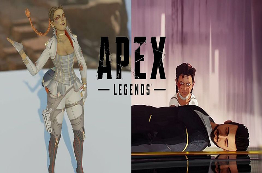 Everything we know about Loba in Apex Legends