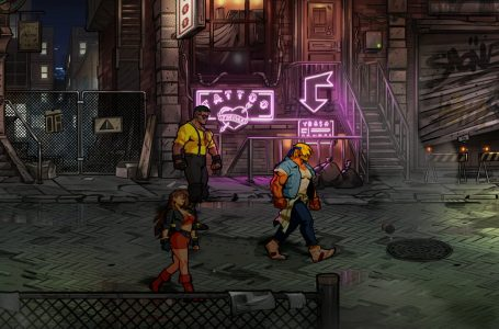 How to unlock all characters in Streets of Rage 4