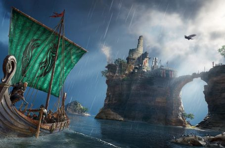 Will Assassin's Creed Valhalla have ships and naval combat?