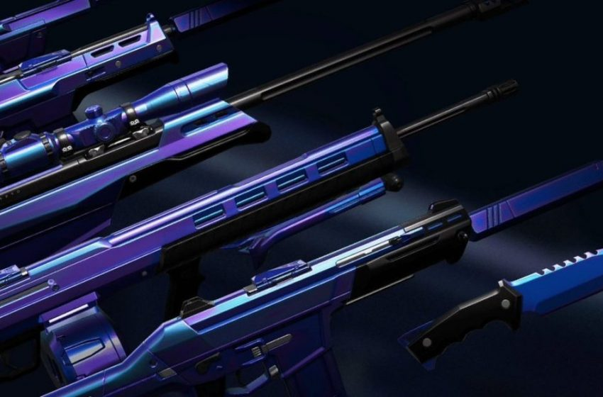 Every weapon skin in Valorant