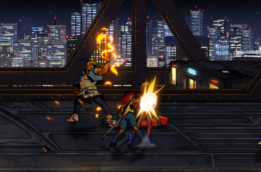 Where to find all retro levels in Streets of Rage 4