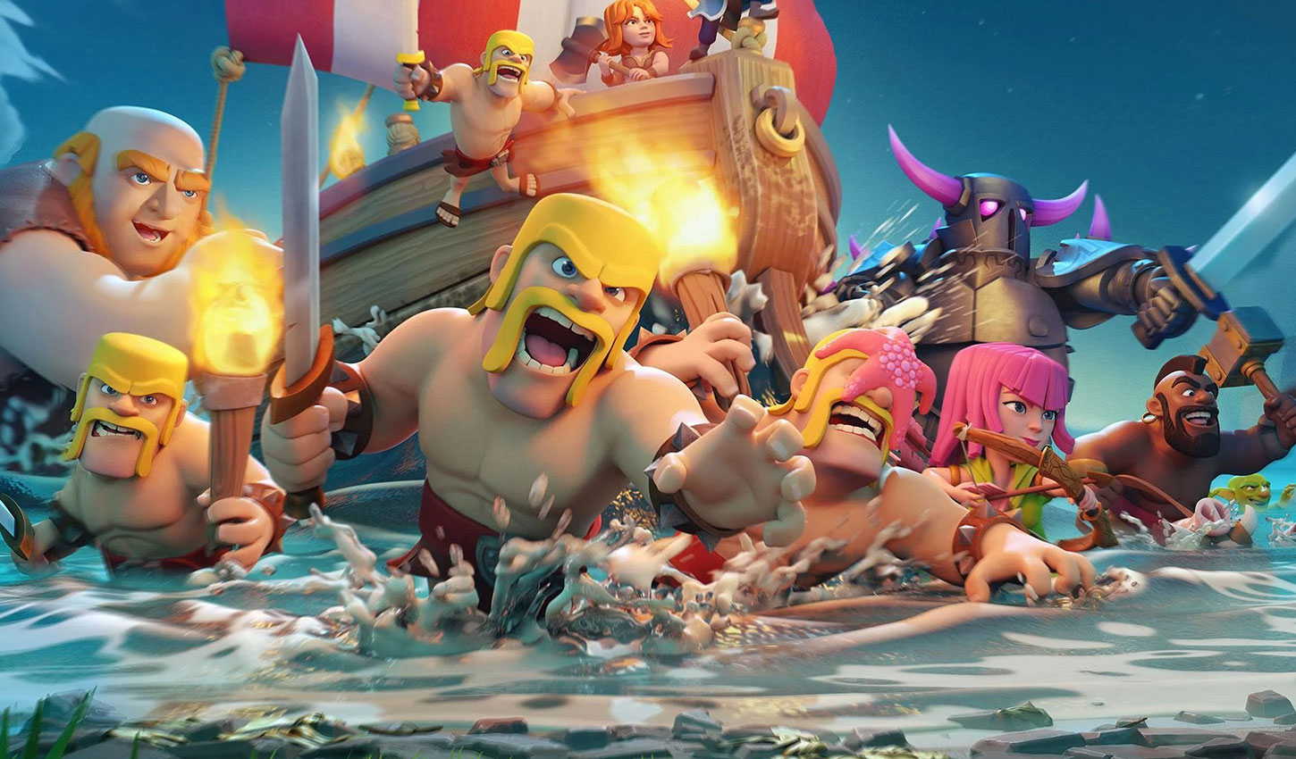 Admirable The Best Troops in Clash of Clans   Gamepur PA-98