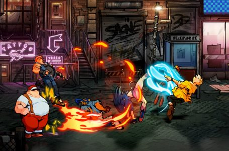 Does Streets of Rage 4 support crossplay?