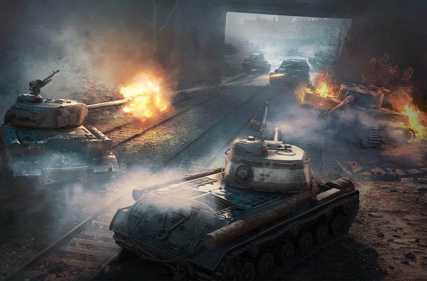 World of Tanks Road to Berlin VE Day 75th anniversary