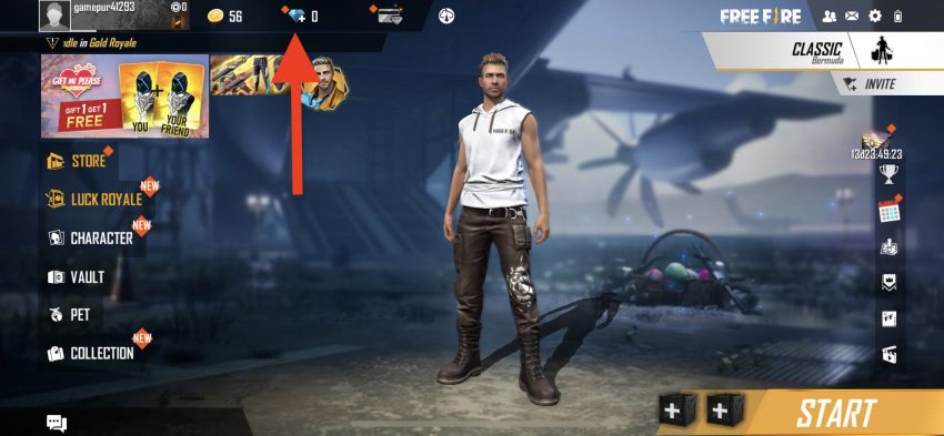 How To Get Diamonds In Garena Free Fire Gamepur