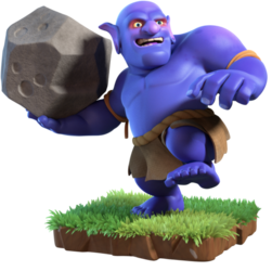 Clash of Clans Bowler