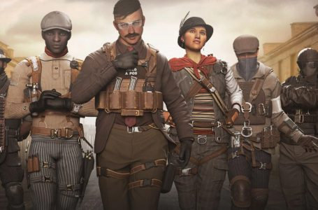 Everything you need to know about Rainbow Six Siege's new event, Grand Larceny