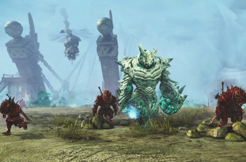 Guild Wars 2: The Icebrood Saga Chapter Three No Quarter announced