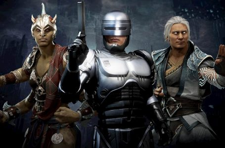 All the new characters coming to Mortal Kombat 11: Aftermath