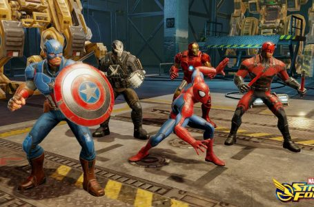 The best teams in Marvel Strike Force
